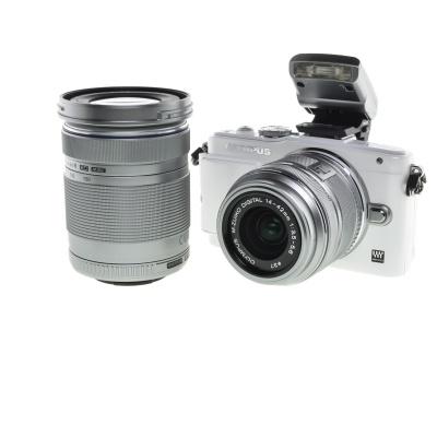 Olympus E-PL6 Double Zoom Kit