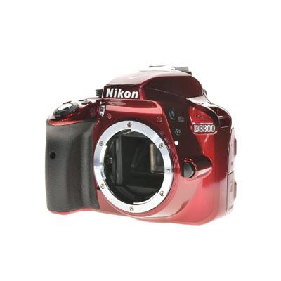 Nikon D3300 Body (hotspots)